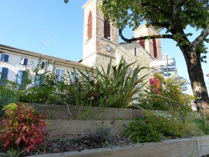église de grenade sur l'adour