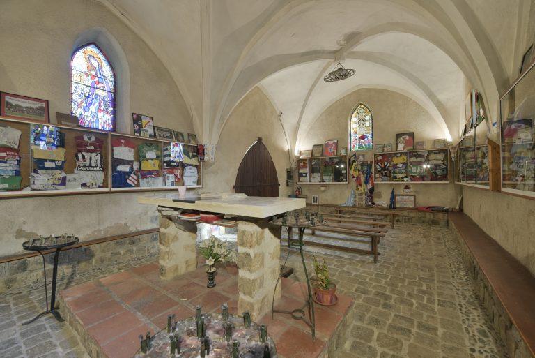 Chapelle Rugby Larrivière saint-savin