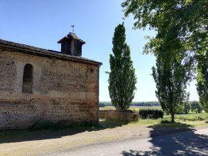 Chapelle de lamensans bordères et lamensans pays grenadois